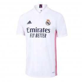 Camiseta Primera Equipación Real Madrid 20/21 Hombre - Blanca