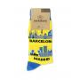 Mid Calf Skyline Socks