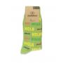 Mid Calf Hello Socks