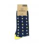 Mid Calf Night Socks